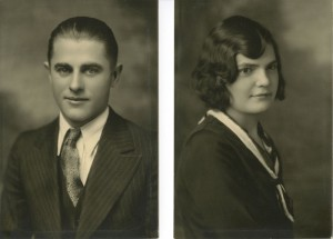 Herman and Ruth Snodgrass