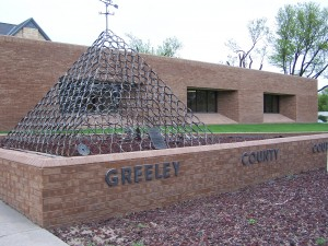 Greeley County Courthouse