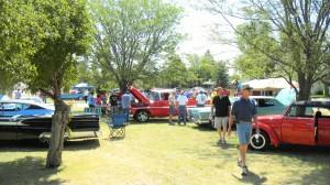 June Jaunt Car Show